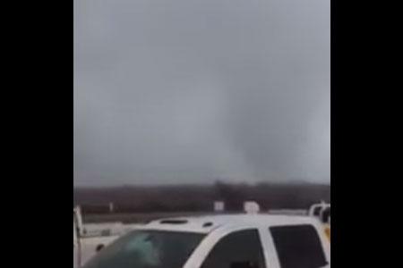 screengrab from KERA video