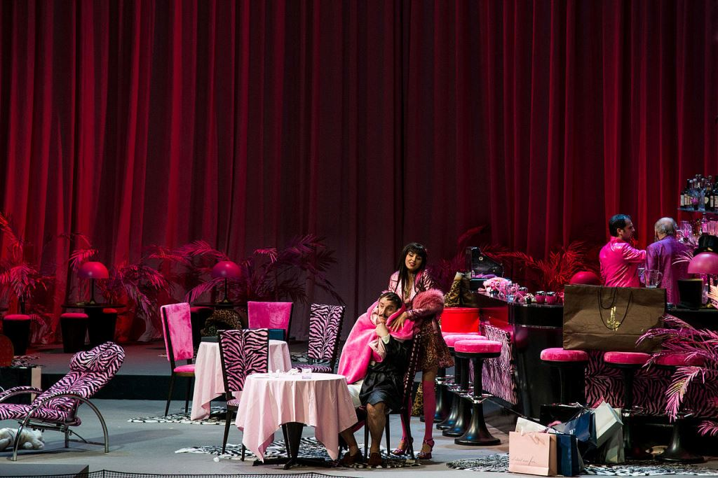 Vienna State Opera production of Don Pasquale, April 2015