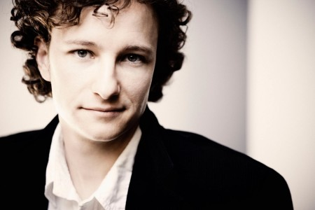 Martin Helmchen Solos With The Houston Symphony