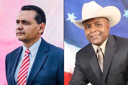 Gonzalez Favored To Win Democratic Runoff For Harris County Sheriff