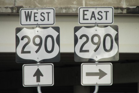 290 sign image