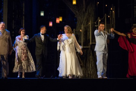 The Marriage of Figaro, Metropolitan Opera House, December 2014