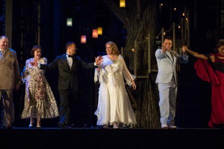 The Marriage of Figaro, Metropolitan Opera House, December 2014