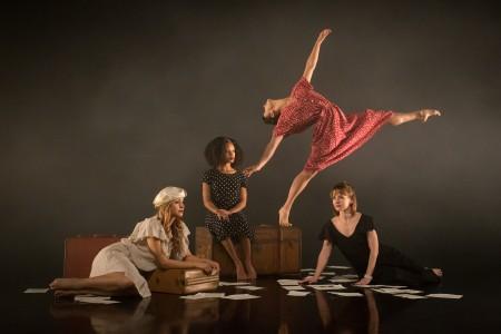"NobleMotion Presents ""L'Dor Vador: An Evening Of Poetry And Dance"""