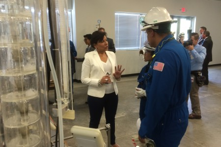 Secretary Of Commerce Pritzker Praises Houston Jobs Program