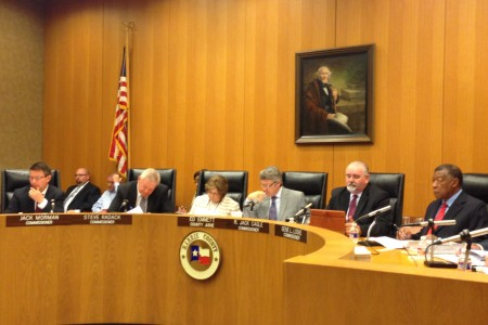 During its April 12th meeting, the Harris County Commissioners Court approved spending $20 million to get a new computer system for county operations.