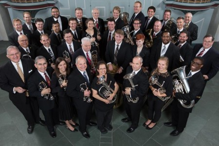 Houston Brass Band Brings A British Tradition To The Bayou City