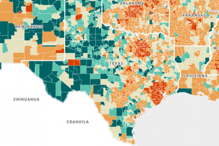 MAP: Check How Much Your School District Spends On Students