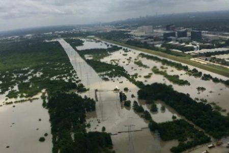 Historic Rains Flood Houston