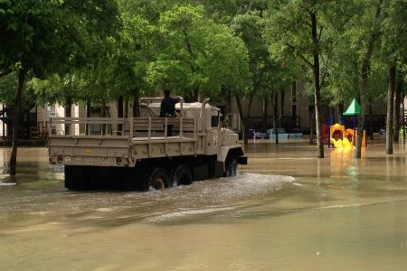 Wednesday Weather Updates And Closures; Houston Area Under Flash Flood Watch