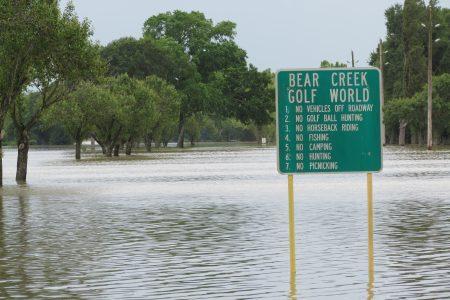 Friday Weather Updates And Closures: Addicks Dam On Flood Watch