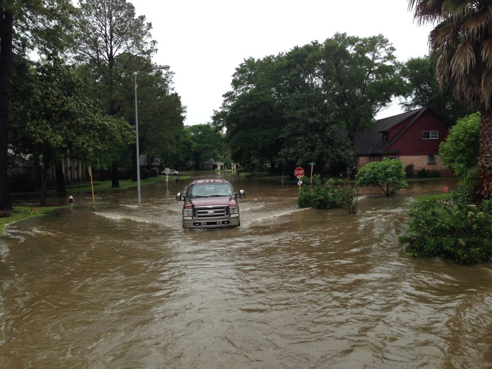 The Westador subdivision ,located near the intersection of I-45 and FM 1960, north of Houston, flooded last year. Mayor Sylvester Turner says the mission of the City's flood SWAT team is to be proactive, instead of reactive.