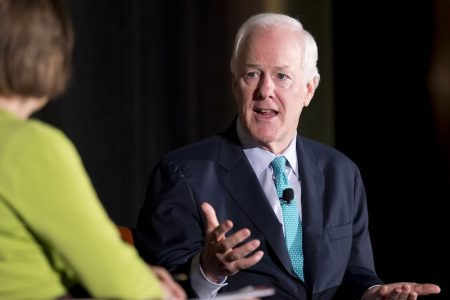 John Cornyn speaking