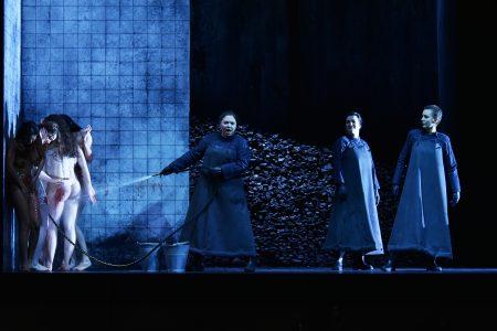 Elektra Vienna State Opera 2015