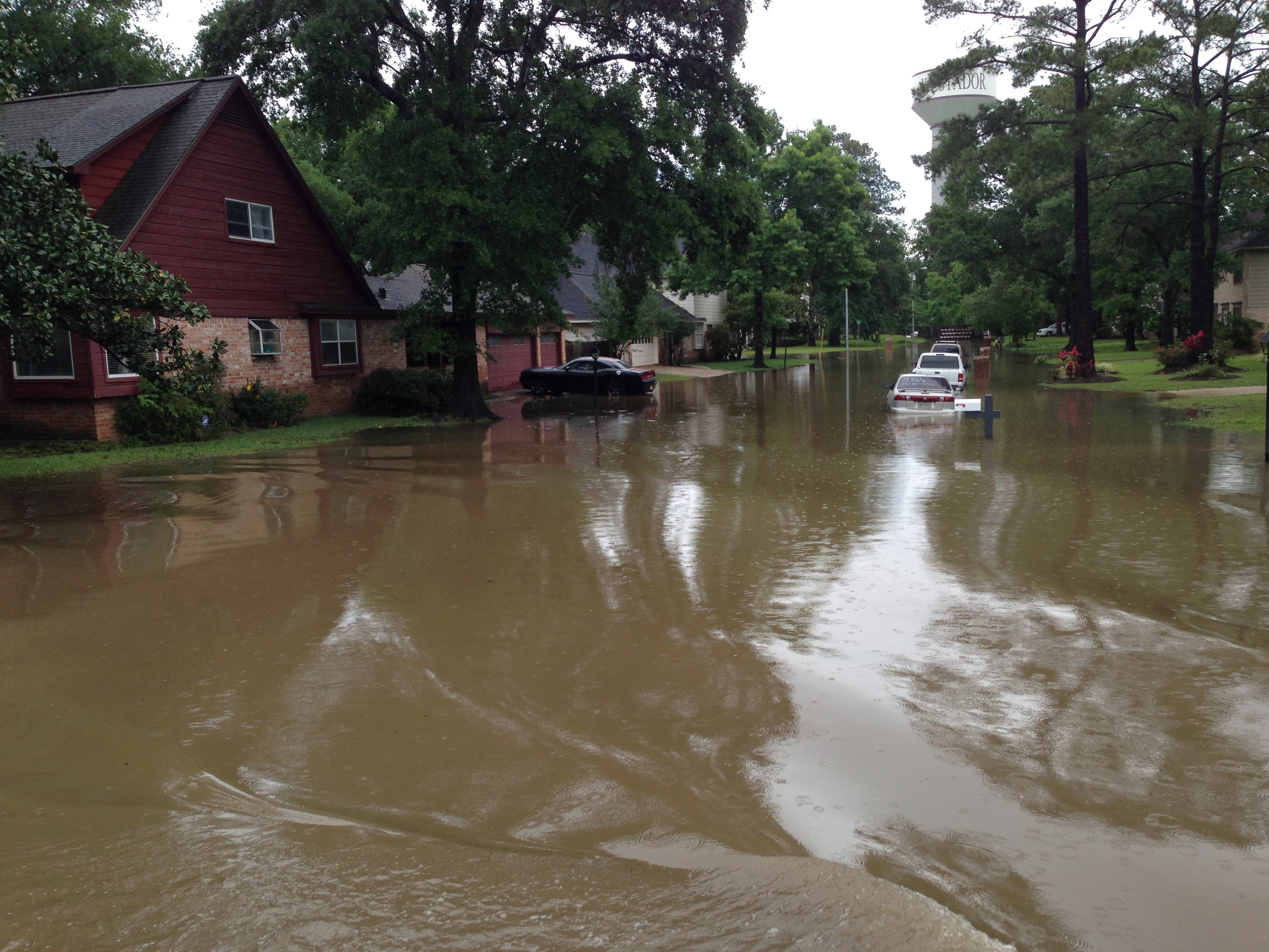 The Harris County Commissioners Court has approved the buyout of several Houston homes that flooded before Harvey.