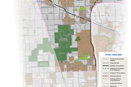 As Houston Sprawls, New Roads Proposed For Katy Prairie