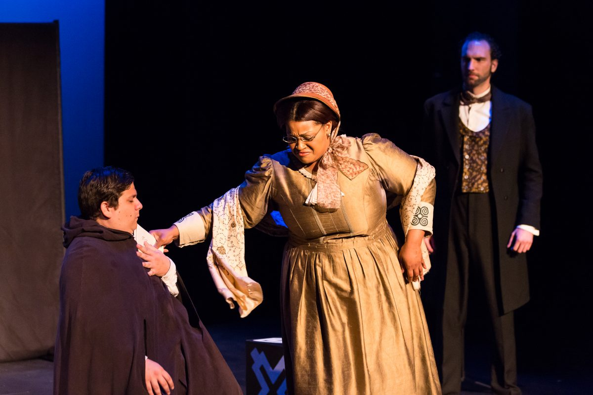 New Opera Tells Story of Historic Harris County Court Case
