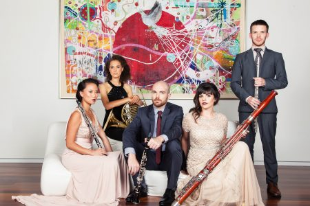 Houston-based Quintet Wins The Gold At Chamber Music Competition