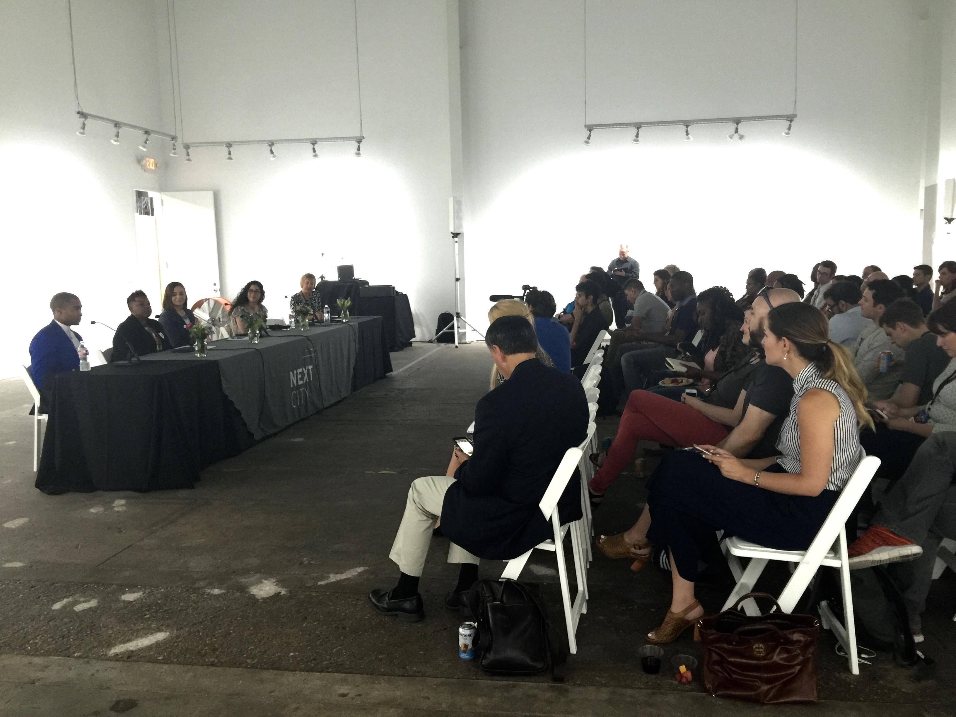 Next City Vanguard Conference