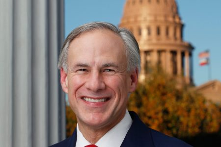 Governor Greg Abbott At Texas GOP Convention