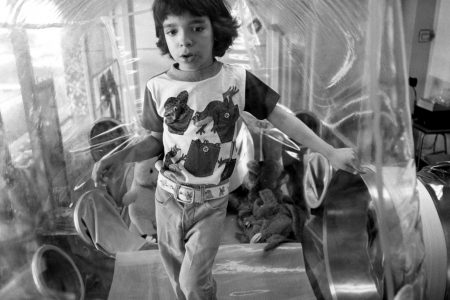 The Legacy Of The 'Boy In The Bubble,' One Of Houston's Most Famous Patients