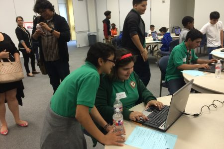 How A Nonprofit Is Using Video Games To Strengthen Students' Writing Skills