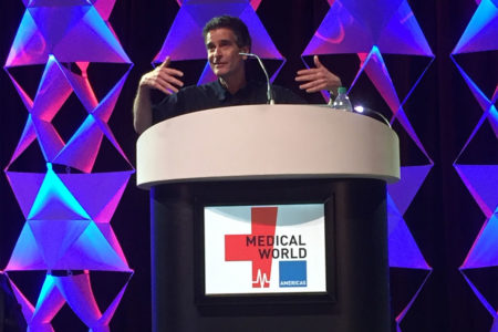 Segway Inventor Headlines 'Medical World Americas' Conference In Houston