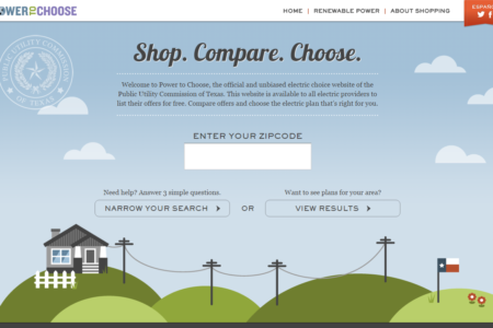 Power To Complain: Houston And Dallas Customers Say State Electricity Website Is Rigged