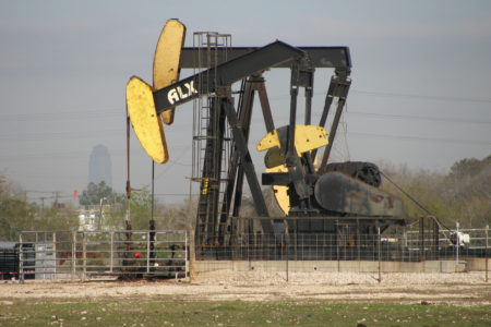 Taxable Value Of Oil Wells Plummet But Houston Firm Questions If It's Still Too High