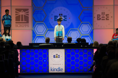 11 Year Old From Texas Makes It To The Final Spelling Bee Round