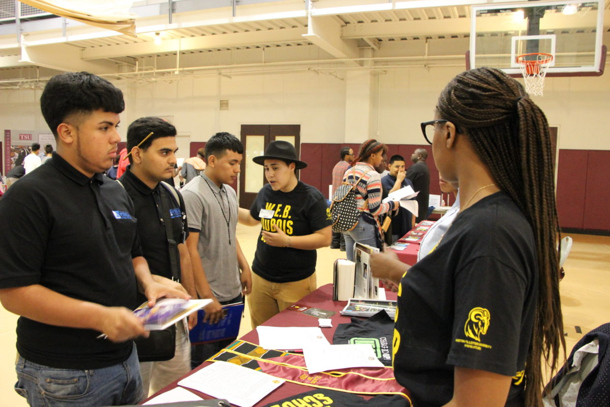 More Latino Students Enroll At Historically Black Colleges And Universities