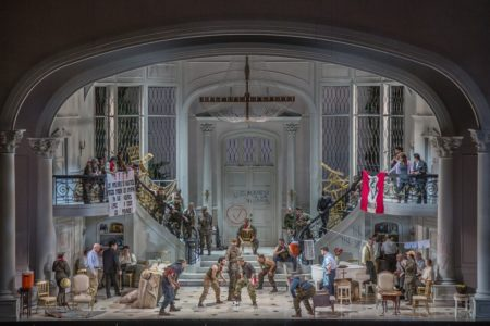 Lyric Opera of Chicago's 2015 world premiere production of Bel Canto