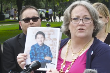 Video: Parents Of Transgender Students Discuss Bathroom Policies