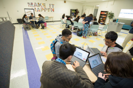 More Texas Schools Get Ready To 'Blend' Tech, Teaching