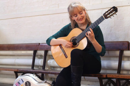"""Previewing The """"Classical Minds"""" Guitar Festival With Valerie Hartzell"""