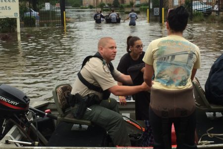 Can Houston Learn From Another Gulf Coast City Drowned By A Catastrophic Storm?