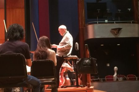 Maestro Hans Graf Makes Texas Music Festival Debut