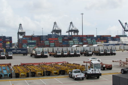 Port Of Houston Says It's Ready For Business From An Expanded Panama Canal