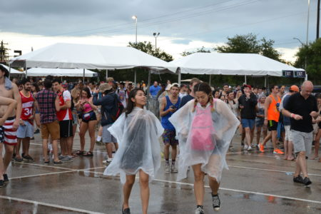 Houston's Arts Community Feels The Sting Of Summer's Severe Weather