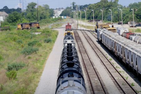 Crude-by-Rail Plummeting In Texas But Critics Insist Risk Of Accidents Remains