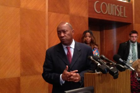 Houston Mayor Sylvester Turner says he is reviewing the possibility of creating an ID card that the City of Houston would issue, but the idea is in a preliminary phase.