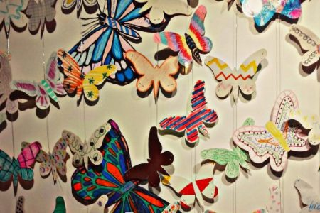 Butterfly Exhibit Commemorates Children Lost In The Holocaust
