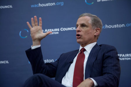 Robert Steven Kaplan, president & CEO of the Federal Reserve Bank of Dallas.