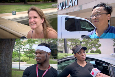 Houstonians Reflect On State Of Nation After Police Shootings And Unrest