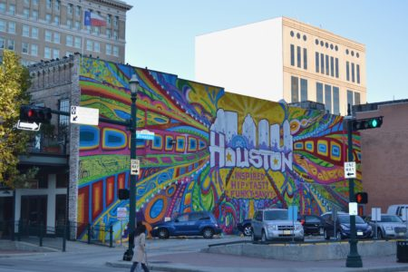 Houston Gets A Shot At Federal Money For The Arts