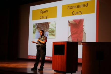 Controversial Campus Carry Law Takes Effect At Texas Colleges