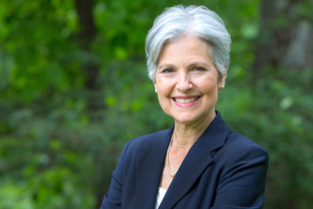 Jill Stein Says 2016 Offers Path To Long-Term Gains For Green Party