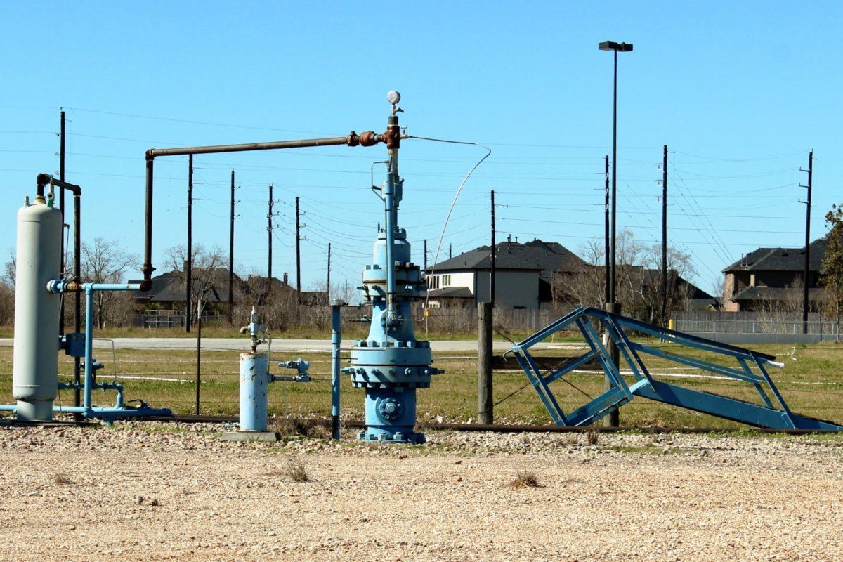 Natural Gas Houston