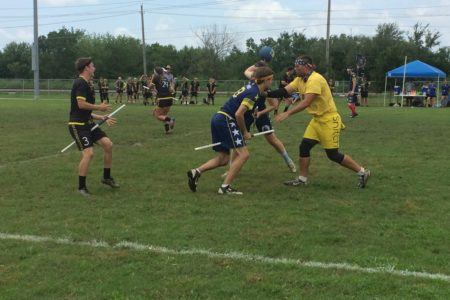 Quidditch Lands On Earth In A Houston Suburb