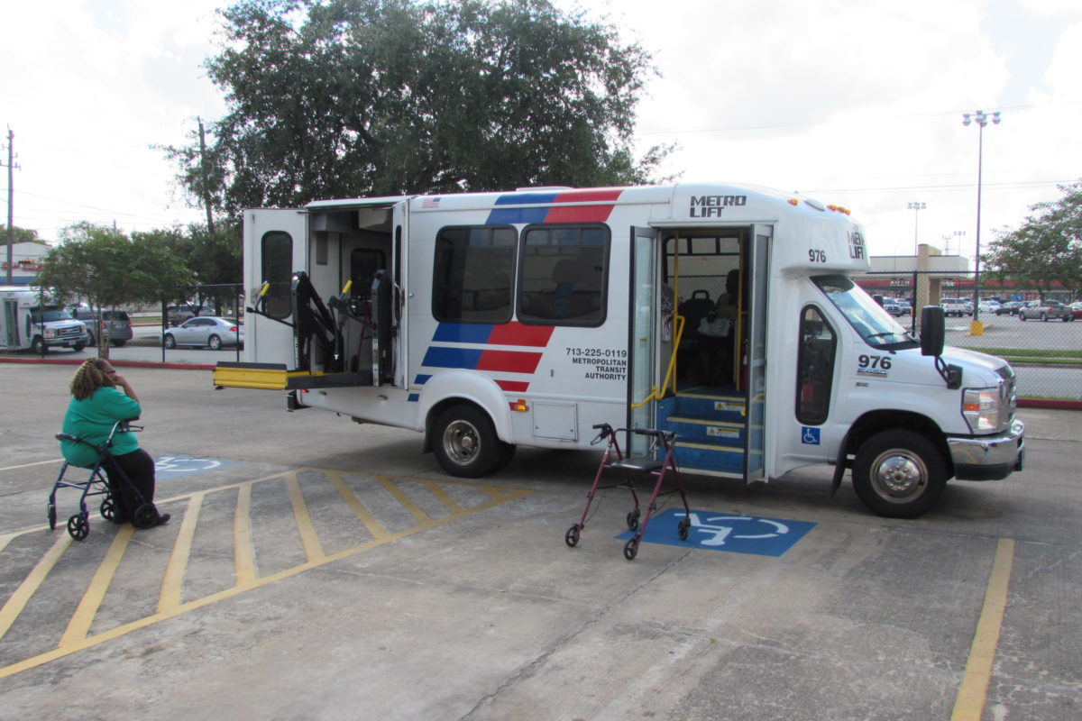 metro will try out new service for paratransit riders houston metro will try out new service for paratransit riders houston public media